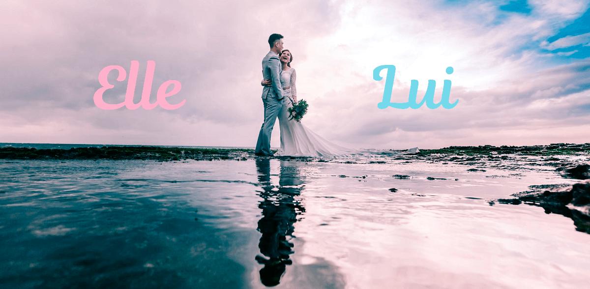jeu de mariage Elle et Lui